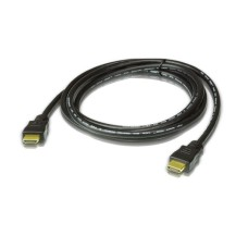 Aten 2L-7D03H 3M Hdmi 1 4 Cable M/M 30AWG Gold Black