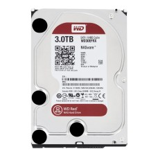 WD Red 3 5 SATA III 6Gb/s 3TB 64MB 7/24 NAS WD30EFRX