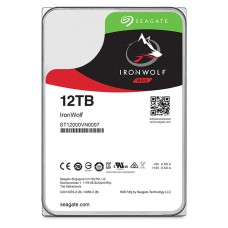 Seagate IRONWOLF 3.5 12TB SATA 3.0 7/24 NAS Disk ST12000VN0007