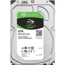 Seagate BARRACUDA 3.5 8 TB 7200 RPM SATA 3.0 Desktop Disk ST8000DM004