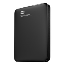 WD ELEMENTS 4TB 2.5 USB 3.0 Black WDBU6Y0040BBK-WESN