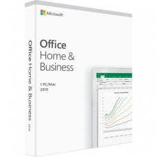 MS OFFICE 2019 Home and Business İngilizce Kutu T5D-03219