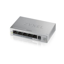 Zyxel GS-1005HP 5 Port 10/1000 Mbps Switch