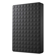 4TB Seagate 2.5 USB3.0 STEA4000400 Expansion Portable Black