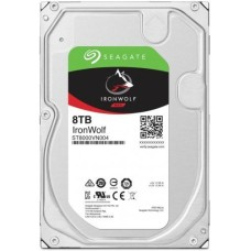 Seagate IRONWOLF 3.5 8TB SATA 3.0 7/24 NAS Disk ST8000VN004