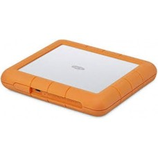 8 TB Lacie RUGGED SHUTTLE STHT8000800 USB-C & USB 3.0